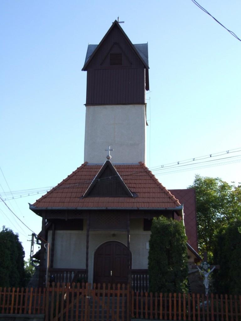 Biserica romano-catolica.Tauteu