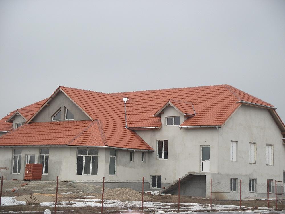 Casa de cultura Cihiribis (in constructie)