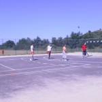 Terenul de sport Tauteu