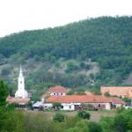 Vedere panoramica comuna